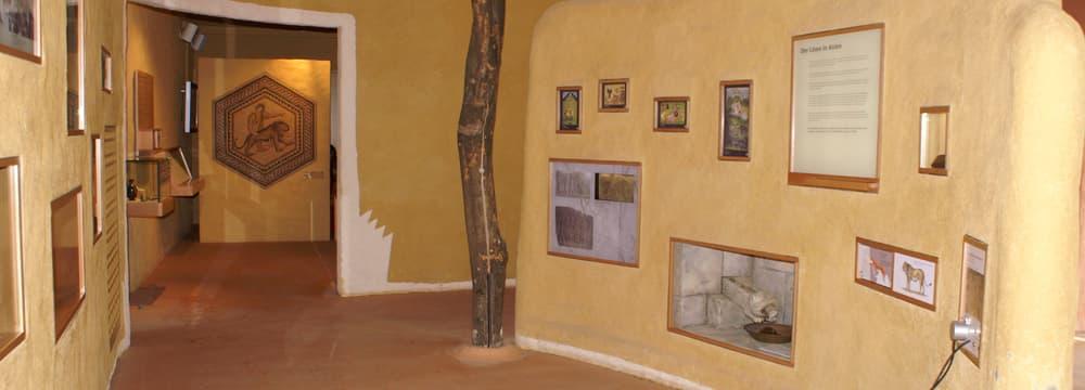 Ausstellung Löwenhaus