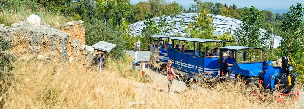 Masoala Express im Zoo Zürich