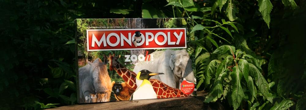 Zoo Zürich Monopoly Wettbewerb