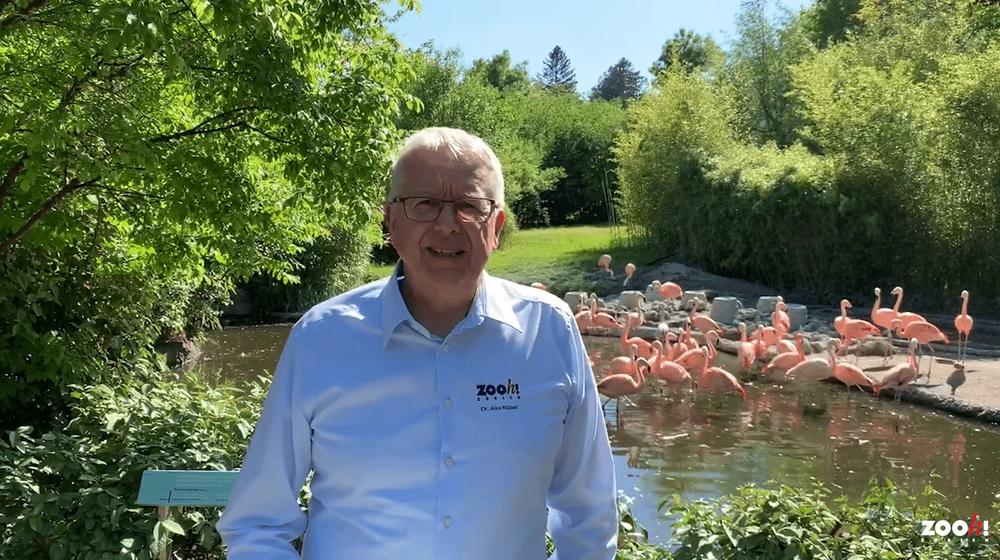 Dr. Alex Rübel 2020 Videobotschaft
