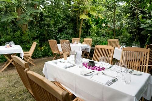 Geschenkkarte Tropical Dinner