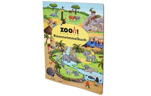 Zooh! Riesenwimmelbuch