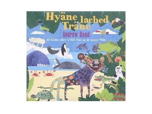 CD Hyäne lached Träne von Andrew Bond