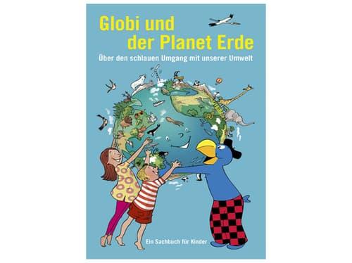 Buch Globi und der Planet Erde