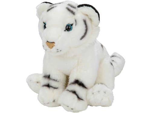 Plüschtier weisser Tiger 37 cm