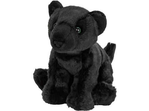 Plüschtier schwarzer Panther 37 cm