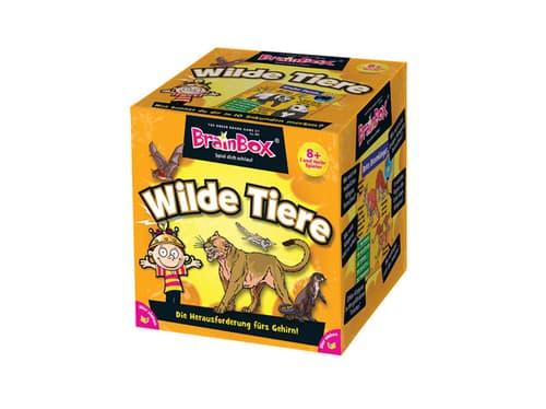 BrainBox Wilde Tiere