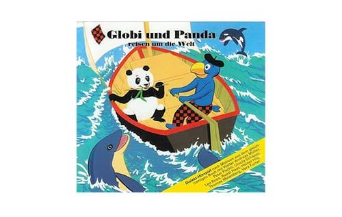 CD Globi und Panda reisen um die Welt