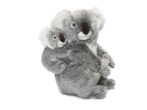 WWF Koala mit Baby