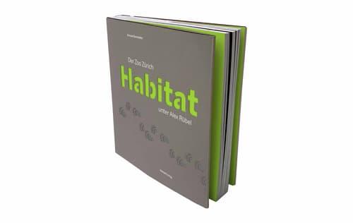 Habitat. Der Zoo Zürich unter Alex Rübel