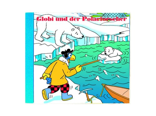 CD Globi und der Polarforscher