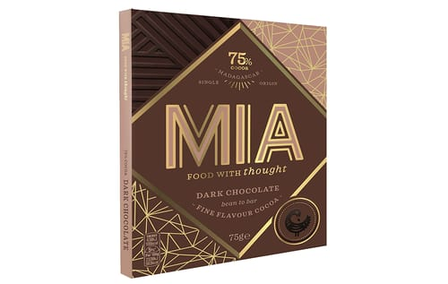 MIA Schokolade 75 % Cocoa