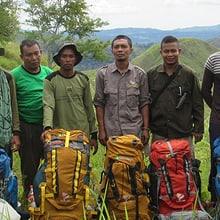 Wiederansiedlung Orang-Utans in Sumatra