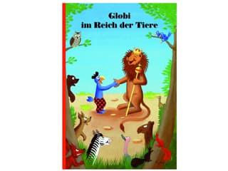 Buch Globi im Reich der Tiere