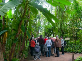 Seniorenrundgang im Zoo Zürich