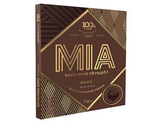 MIA Schokolade 100 % Cocoa