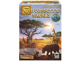 Spiel Carcassonne Safari