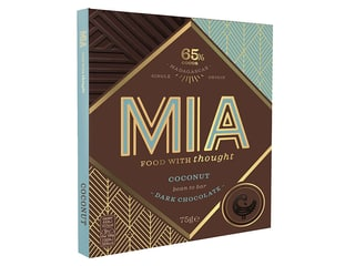 MIA Schokolade Coconut