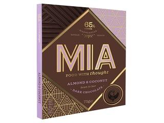 MIA Schokolade Almond & Coconut