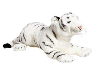 Plüschtier Weisser Tiger Jumbo 71 cm
