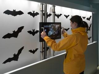 Info- und Ausbildungszentrum Fledermaus-Welt im Zoo Zürich