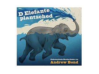 CD D'Elefante plansched von Andrew Bond