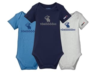Tchibo Baby-Body dunkelblau