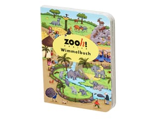 Zooh! Wimmelbuch Mini
