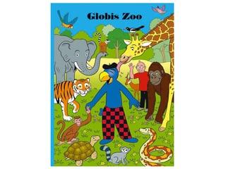 Buch Globis Zoo