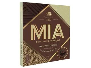 MIA Schokolade Hemp & Almond