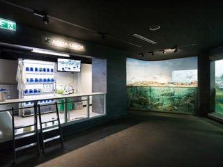 Aqua-Labor im Zoo Zürich