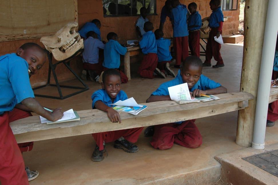 Kinder Lewa Umweltbildungszentrum