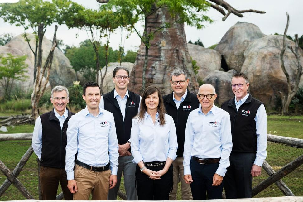 Geschäftsleitung Zoo Zürich 2020