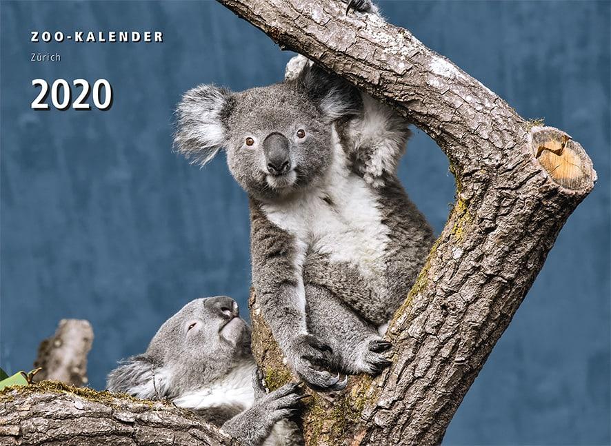 Zookalender 2020.