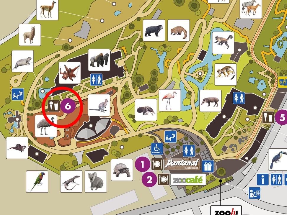 Foodtruck Australien Zoo Zürich