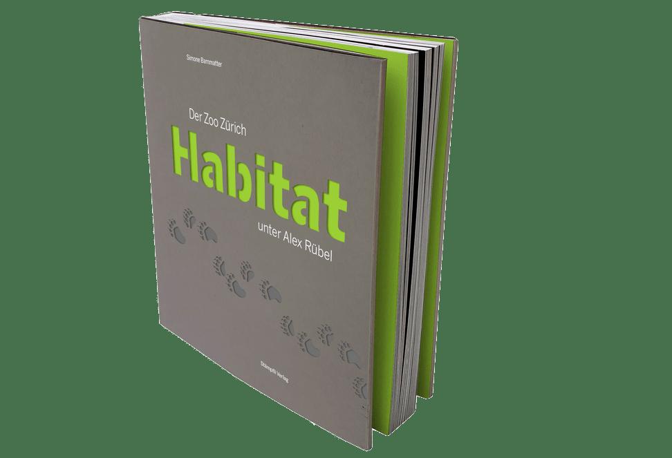 Buch «Habitat. Der Zoo Zürich unter Alex Rübel»