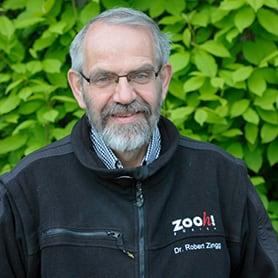 Dr. Robert Zingg, Kurator Zoo Zürich