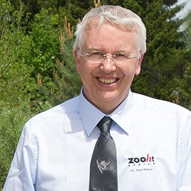 Dr. Alex Rübel, Direktor Zoo Zürich
