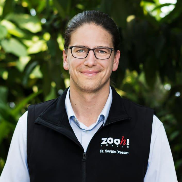 Dr. Severin Dressen, Direktor Zoo Zürich.