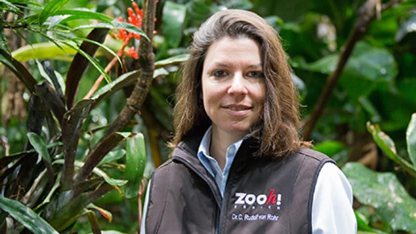 Dr. Claudia Rudolf von Rohr, Zoo Zürich.