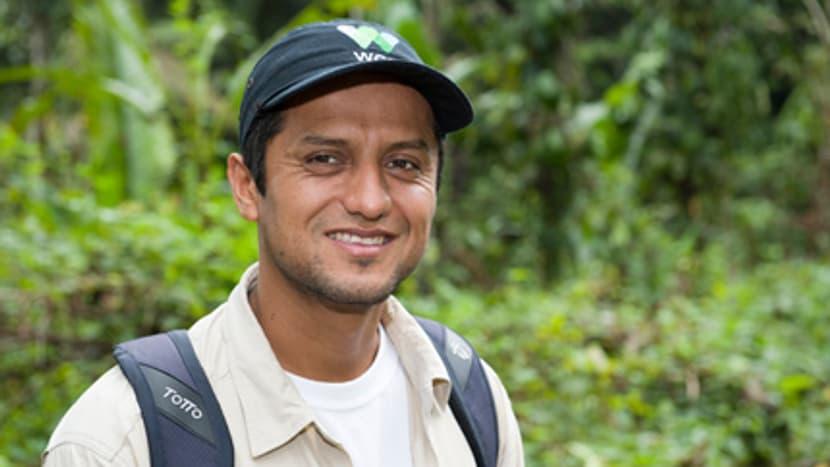 Dr. German Forero-Medina, WCS Kolumbien