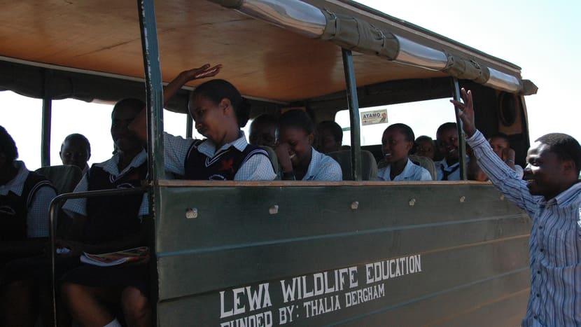Lewa Schule